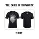 Blackbriar - T-shirt The Cause of Shipwreck
