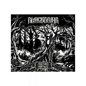 Blackbriar - Fractured Fairytales EP [DIGITAL VERSION] Front
