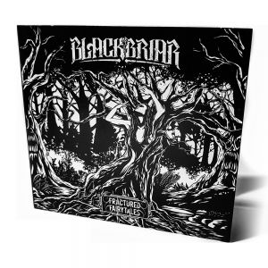 Blackbriar - Fractured Fairytales EP (CD) Digipack